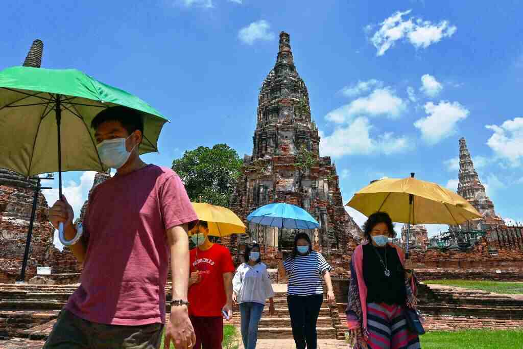 tourism, Thailand's Prime Minister Tells Ministries to Prepare for Tourists