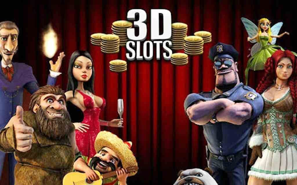 This 3D Slot Guide 2021 Will Help You to Find the Best Games