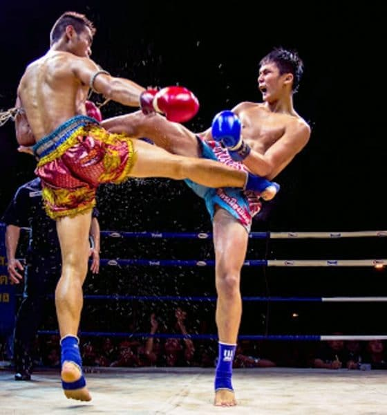 Traditional- Sports - Thailand