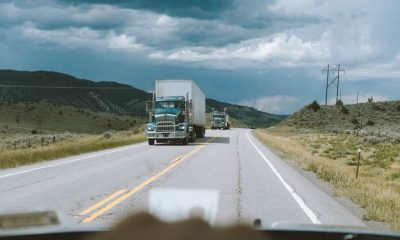 U.S. Trucking Crisis Pushes Companies to Look For Drivers Abroad