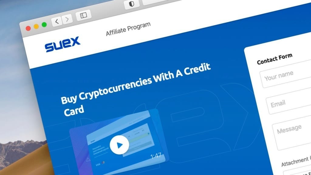 US Treasury Dept Sanctions SUEX Cryptocurrency Exchange