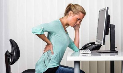 Why Incorrect Postures Can Cause Lower Back Spine Pain