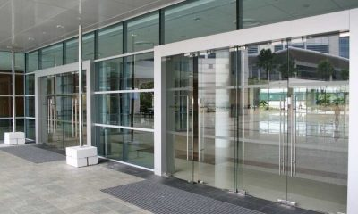 Why get glass doors for your office?