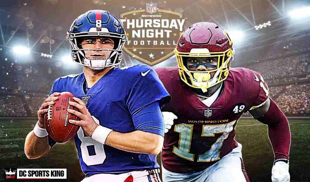 Thursday Night Football: More Tension on the Giants or Washington Football Team?