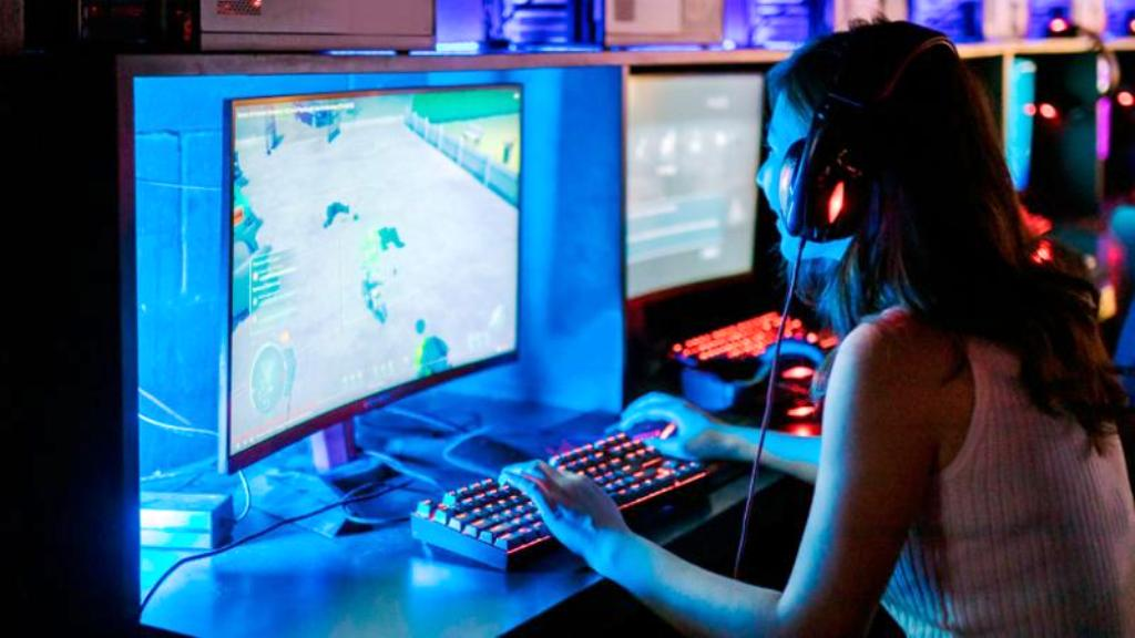 Video Games-Sports - Gaming