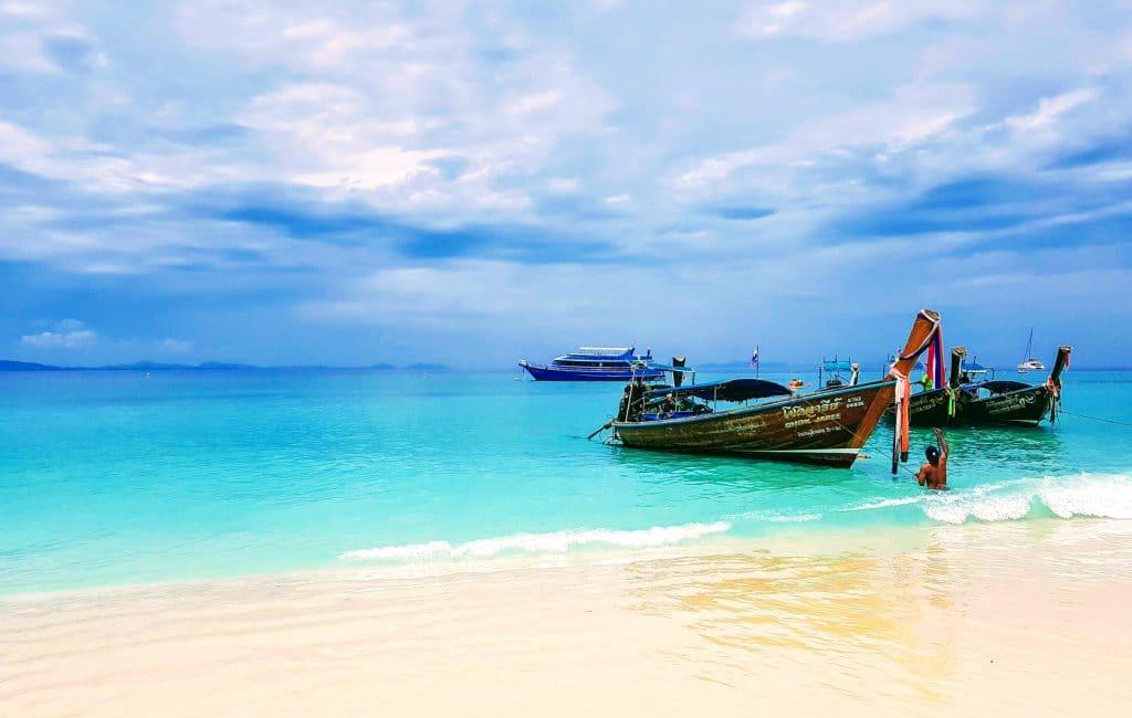 Thailand's gorgeous ocean view