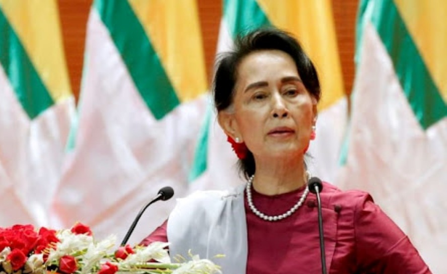 Myanmar-ASEAN -Aung San Suu Kyi
