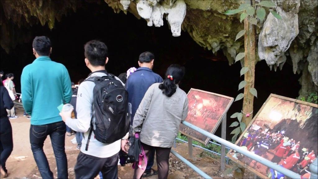 complex-chiangrai-Tham Luang Cave