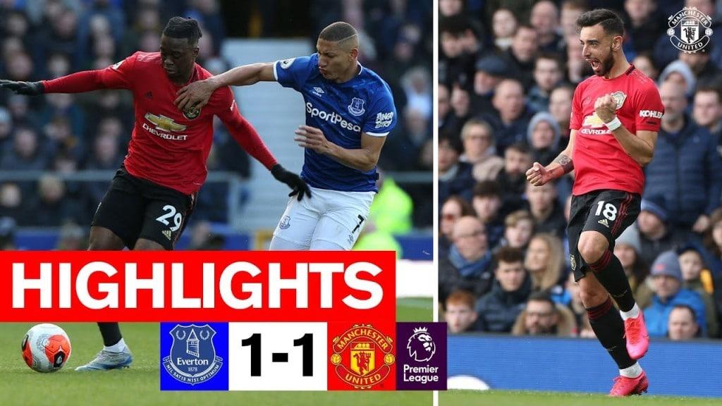 Man United - Everton