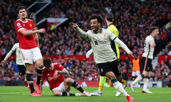 Manchester United Pummeled by Liverpool 5-0