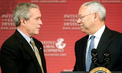 Former US Secretary of State Colin Powell Dies of Covid-19