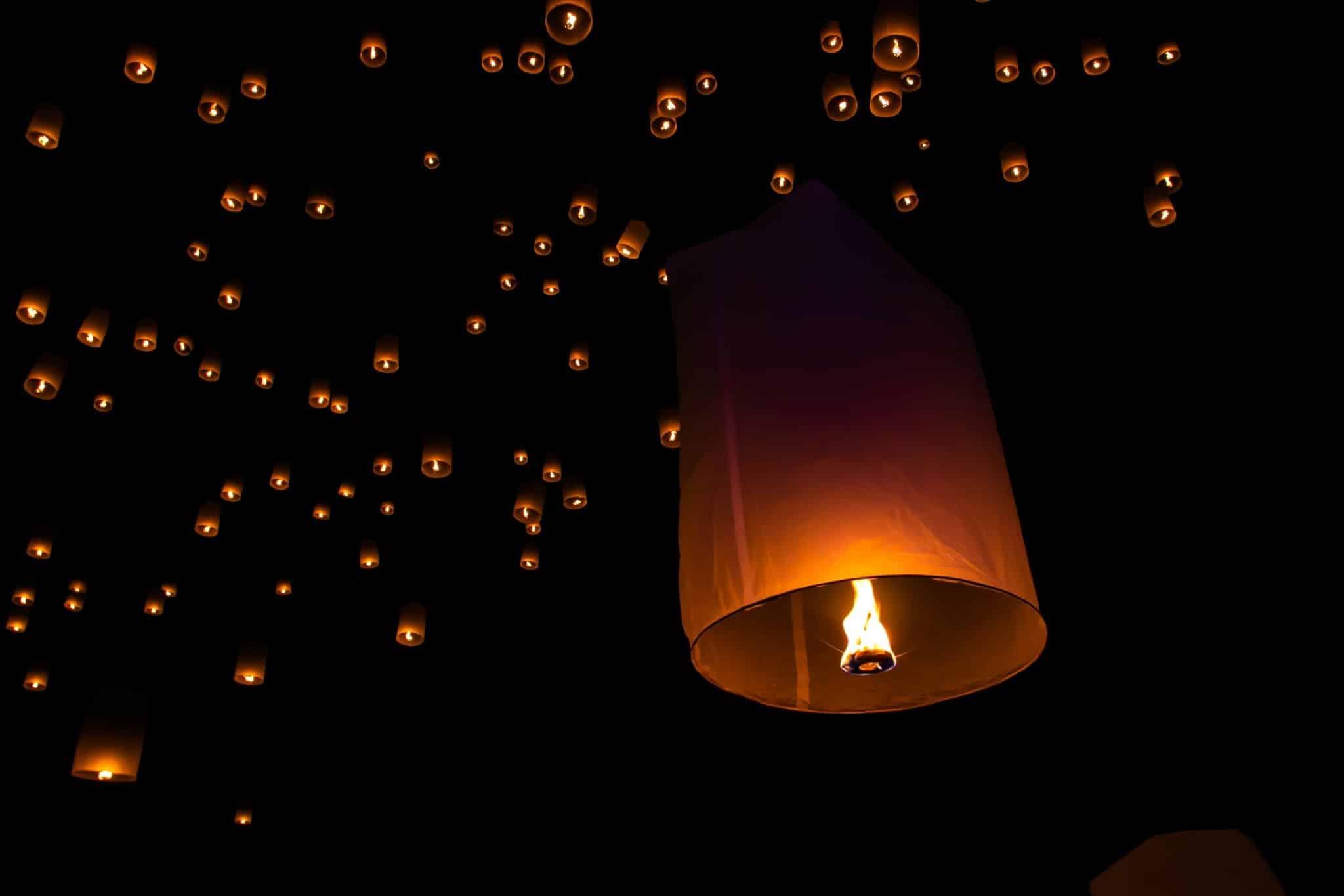 Loy Krathong - Festival Of Lights